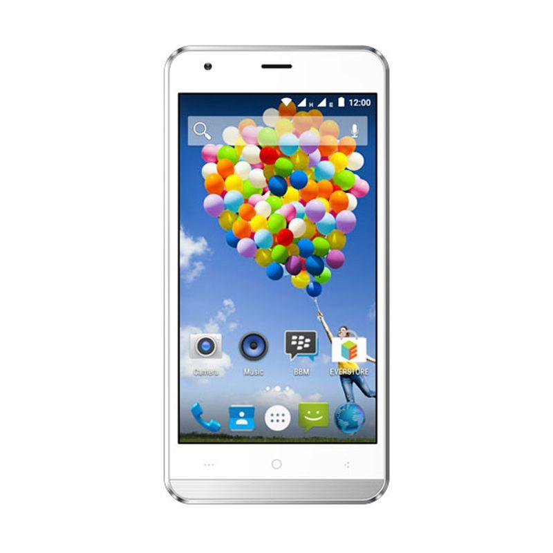 Evercoss A75A Winner Y Ultra Putih Smartphone [16 GB]