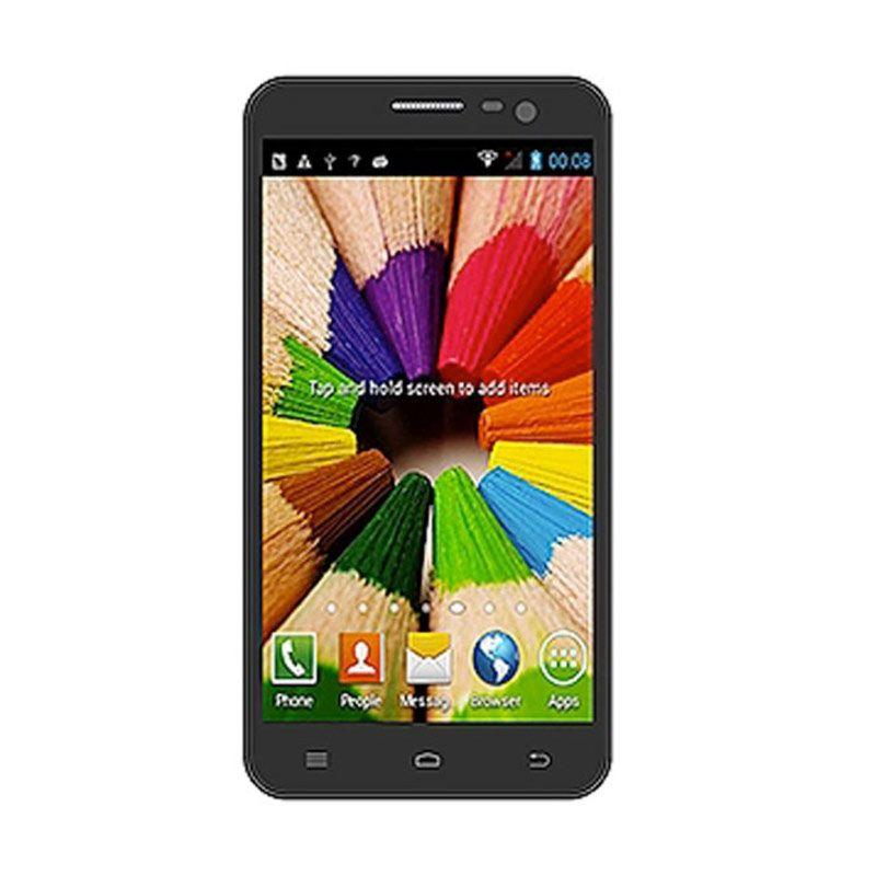 Mito Fantasy Note A30 Hitam Smartphone [8 GB]