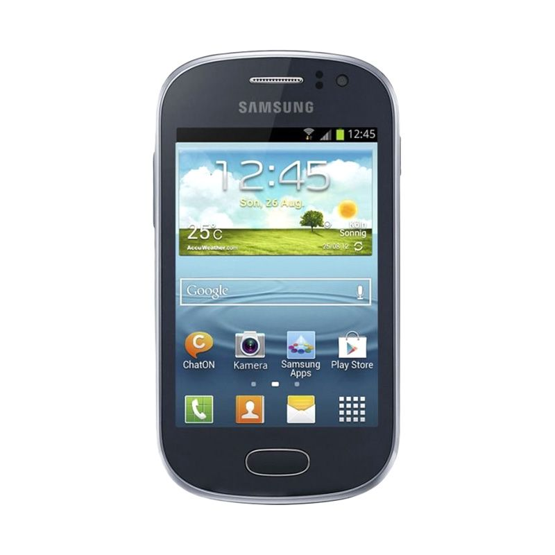 Samsung Galaxy Fame S6810 Blue Smartphone