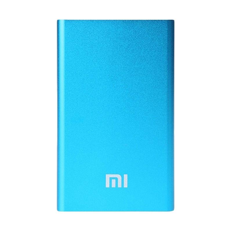 Super Thin Blue Xiomi 9.9 mm Powerbank 68.000 mah