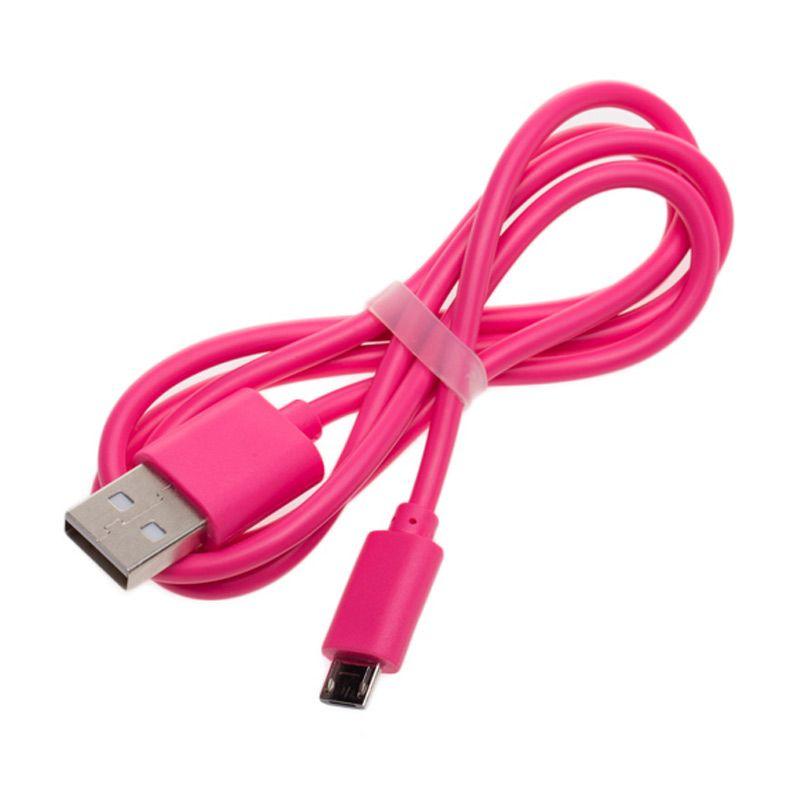 Vivan Micro USB Pink Kabel Data
