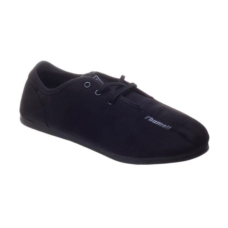 Rhumell Great Black Grey Sepatu Sneakers Pria