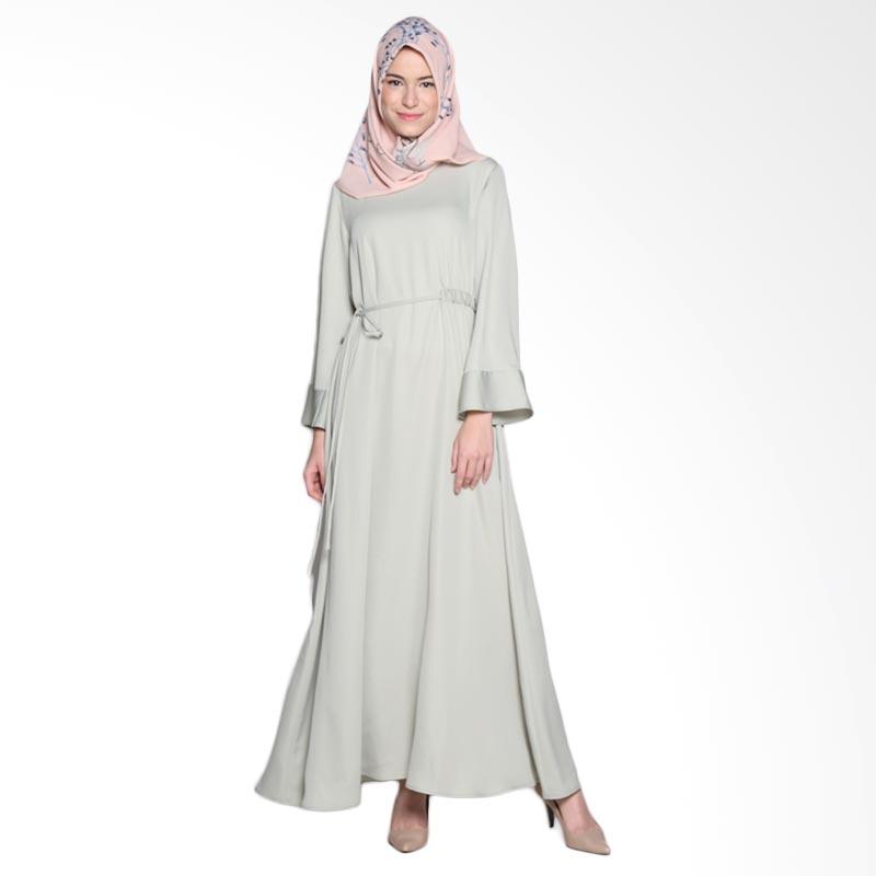 Ria Miranda Saury Dress Muslim - Green
