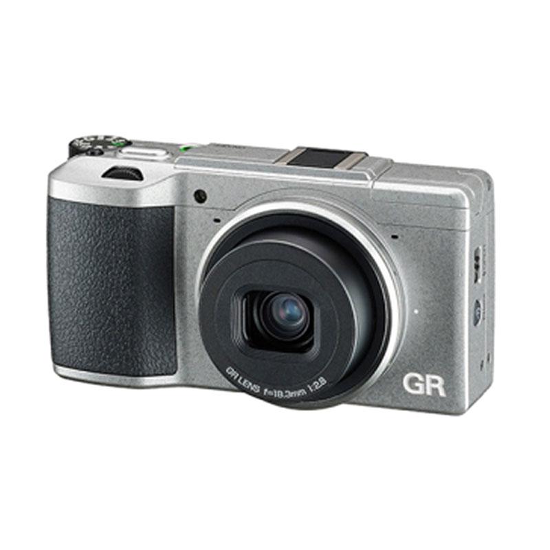 Ricoh GR II Kamera Pocket - Silver [Limited Edition]