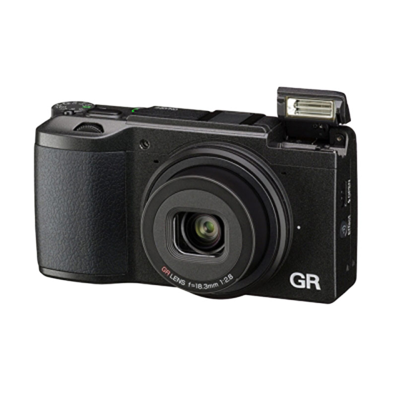 Ricoh GR II Kamera Pocket Camera.co.id