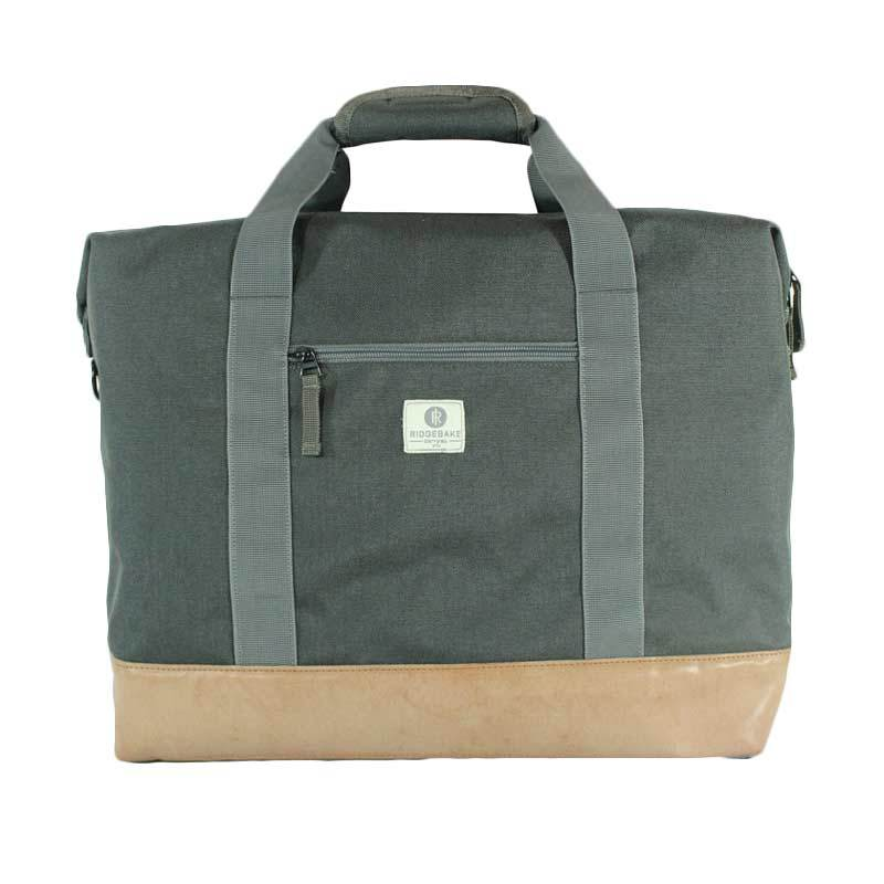 Ridgebake Agency Laptop Bag - Charcoal