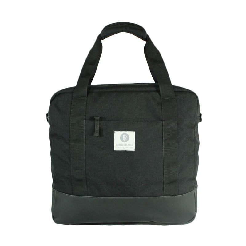 Ridgebake Weekdays Laptop Bag - Black & Black SL