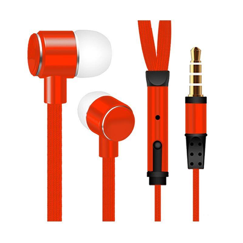 MDisk 845a Merah Headset