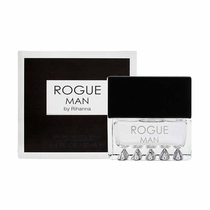 Rihanna Rogue EDT Parfum Pria [100 mL]