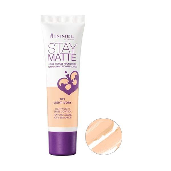Rimmel Stay Matte Foundation Light Ivory