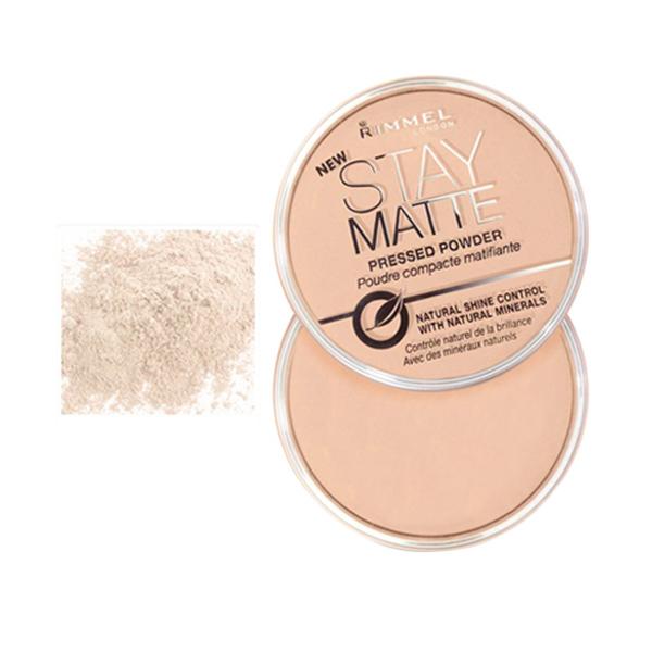 Rimmel Stay Matte Powder 012 Buff Beige