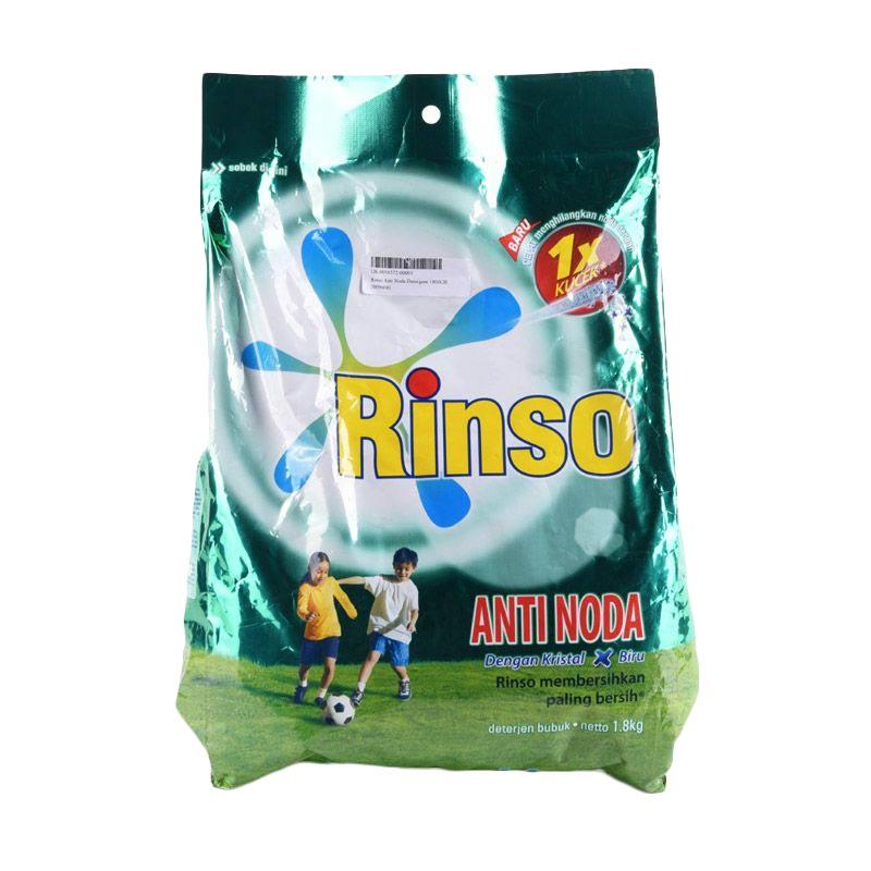 Rinso Anti Noda Detergent [1800 gr x 6 pcs]