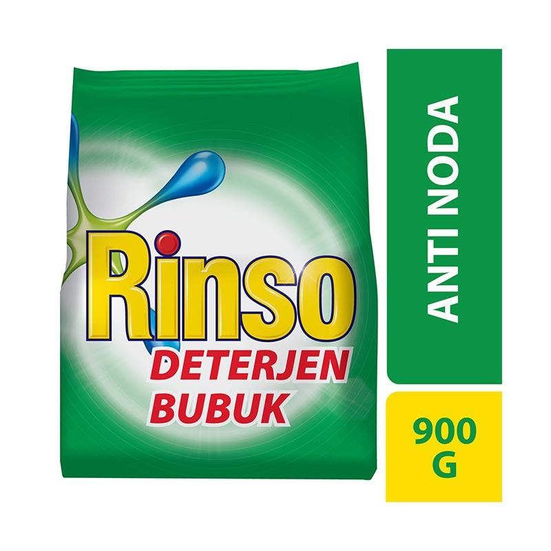 harga Daily Deals - Rinso Deterjen Bubuk Anti Noda [900 g] Blibli.com
