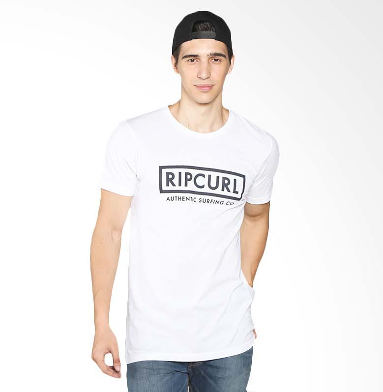 Rip Curl CTEUN1 1000 Undertow Blade Tee - White Extra diskon 7% setiap hari Extra diskon 5% setiap hari Citibank – lebih hemat 10%