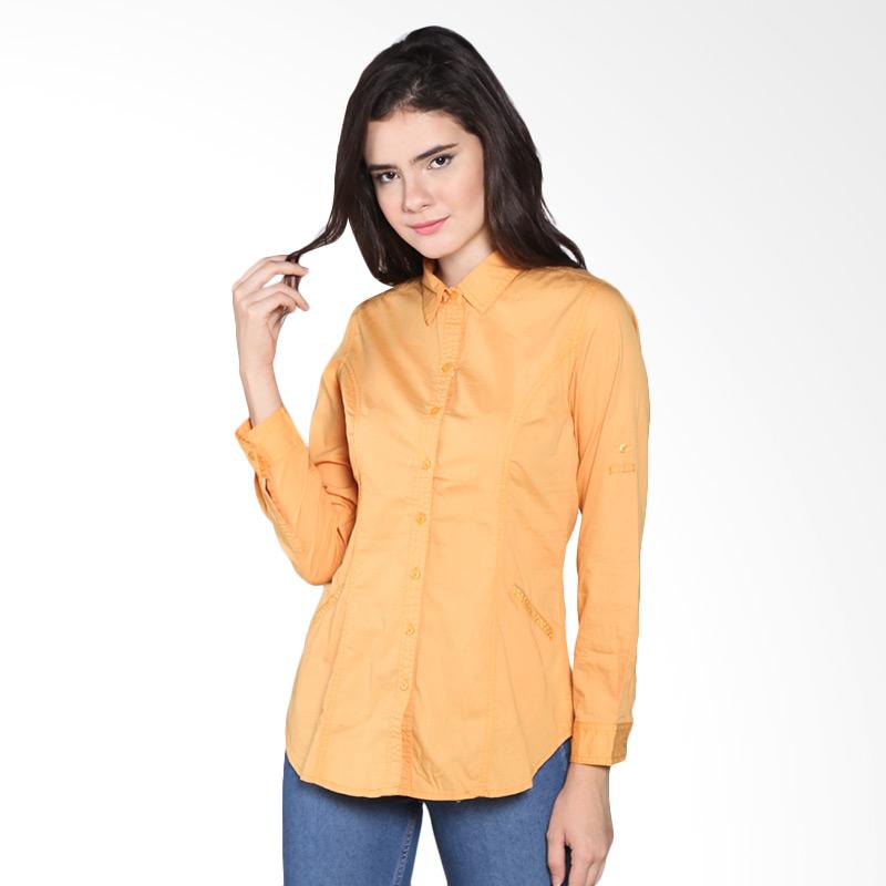 Rodeo Basic Shirt Polos 26.0603.MSD Atasan Wanita - Mustard