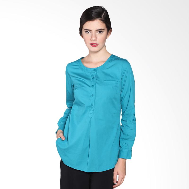 Rodeo Blouse Shirt Polos 26.0610.TSC Atasan Wanita - Tosca