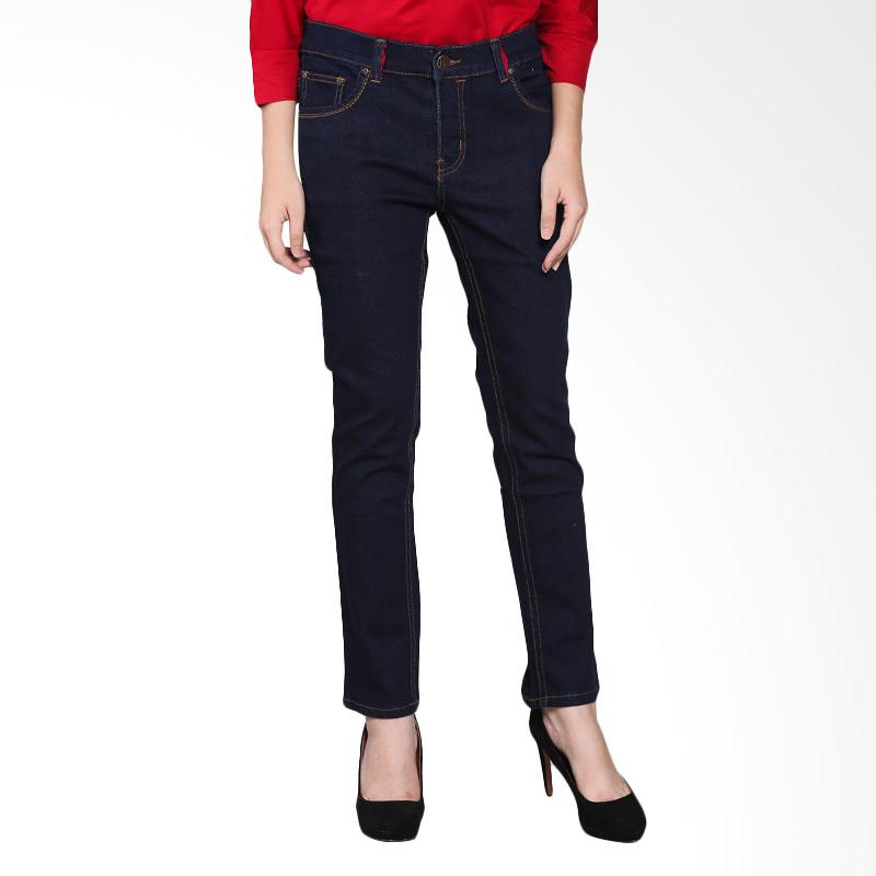 Rodeo Long Pants Skinny Jeans 61J.523.GWY Celana Wanita - Dark Blue