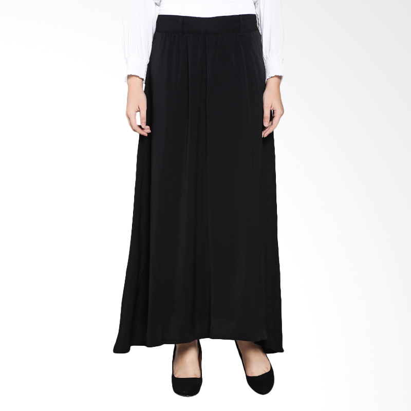 Rodeo Polos 26.0409.BLK Maxi Skirt - Black