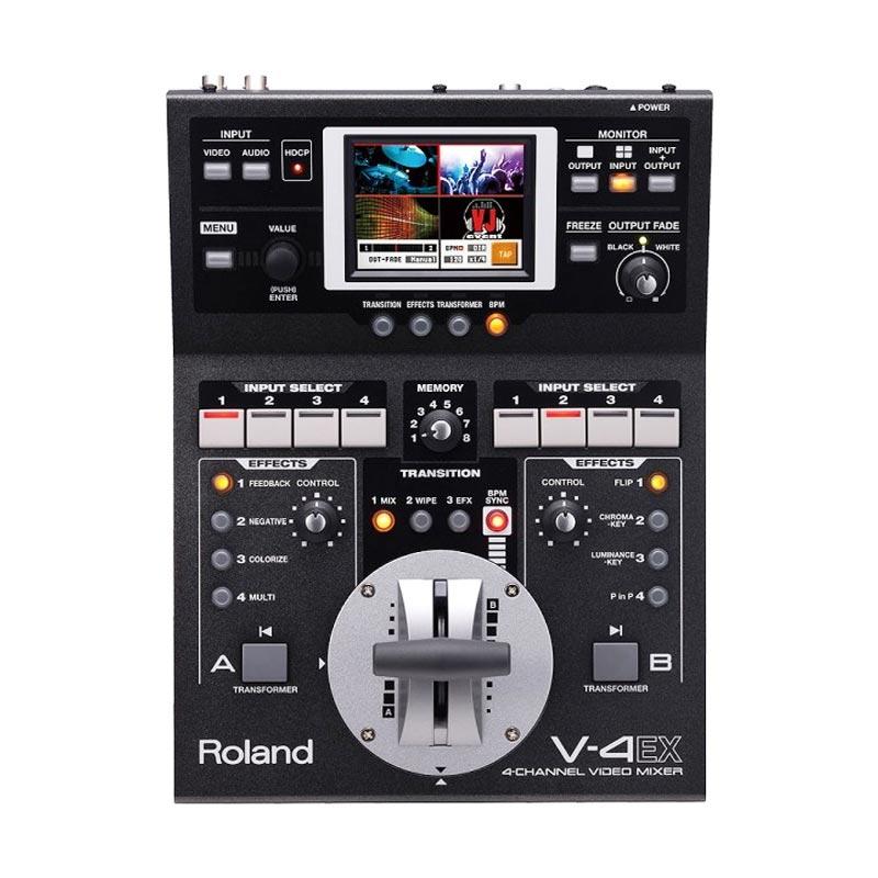 harga Roland Edirol V-4EX Video Mixer Blibli.com