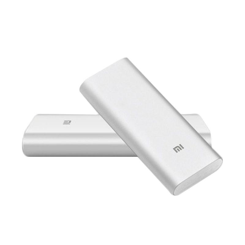 Xiaomi Silver Powerbank [16000 mAh]