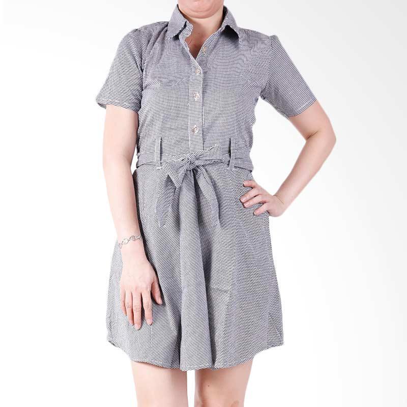 Ronaco T00A1 Diana Dress - Navy