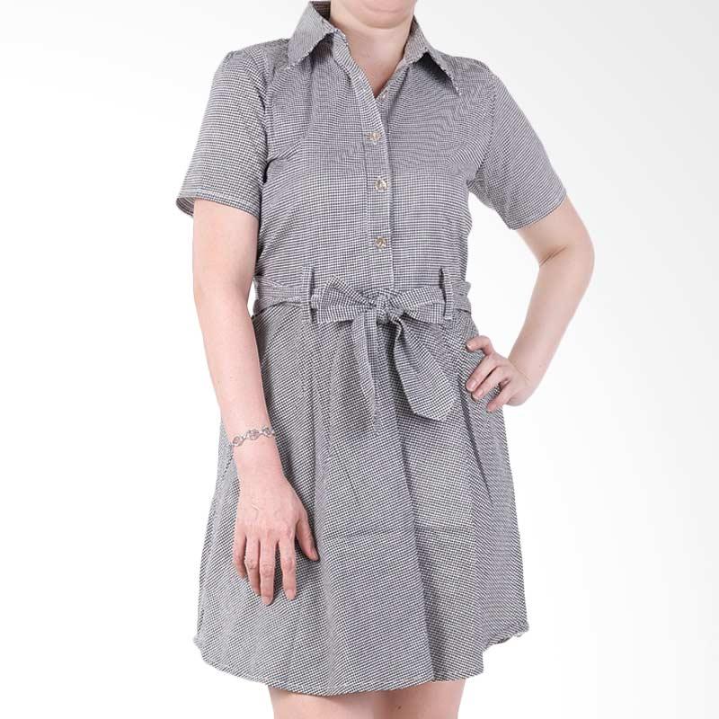Ronaco T00A2 Diana Dress - Hitam