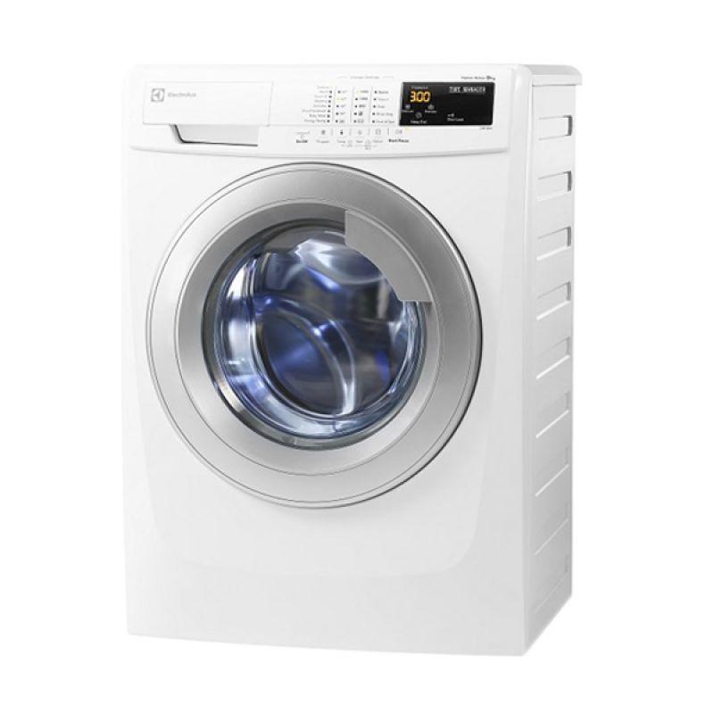 Electrolux Washer FL EWF12843 Putih Mesin Cuci [8 kg]