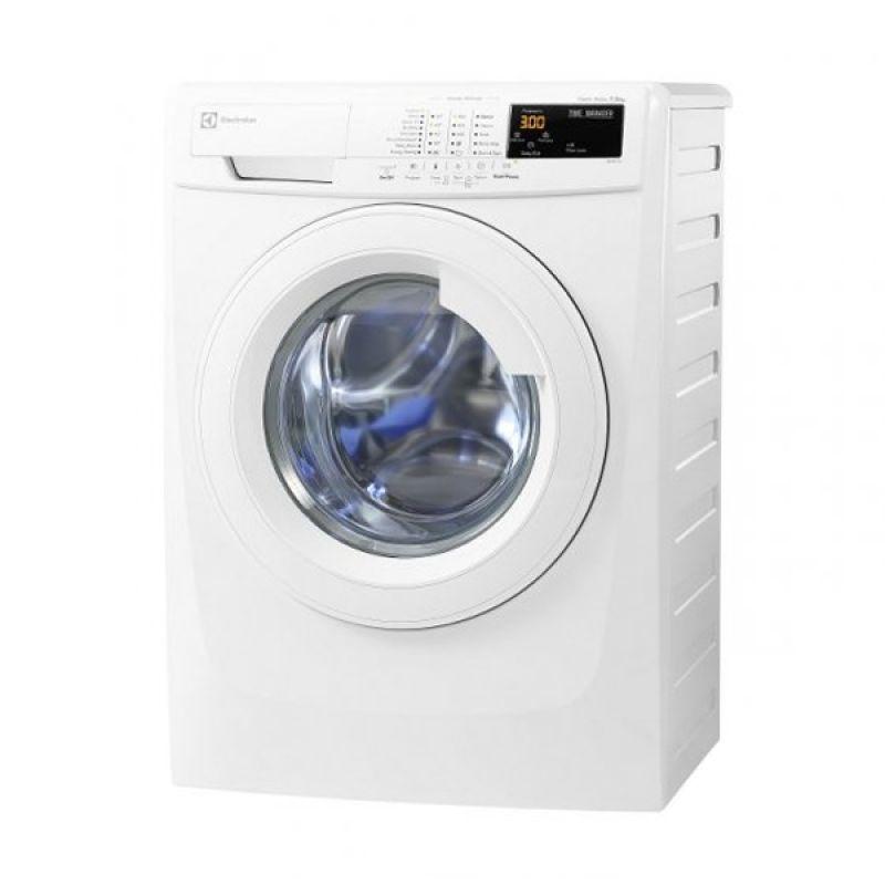 Electrolux Washer FL EWF85743 Putih Mesin Cuci [7,5 kg]
