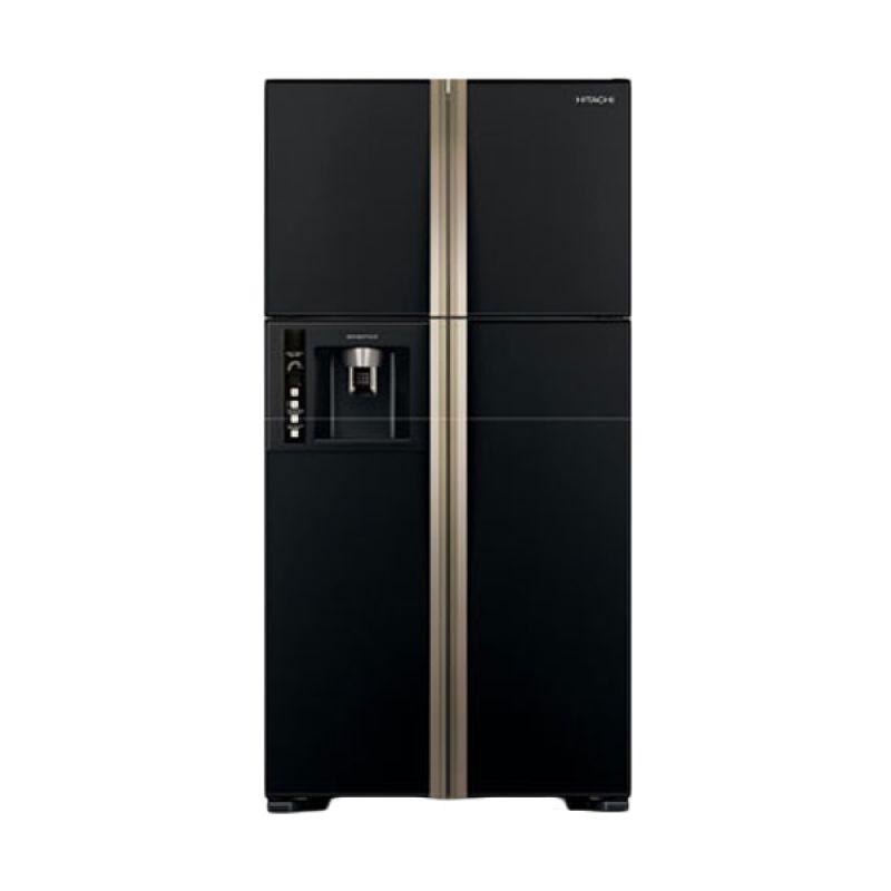 Hitachi R-W72FPGD1X GBK Lemari Es