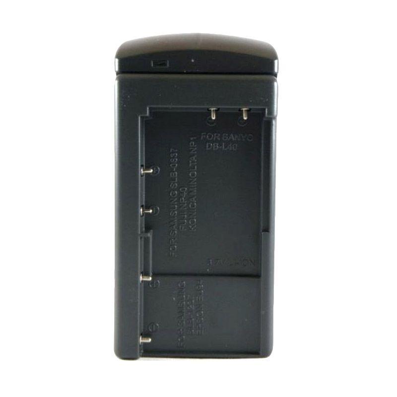 SDV Universal DB-023 Charger Baterai Kamera