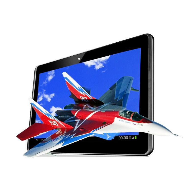 Aldo T72 Hitam Tablet [7 Inch/3G]