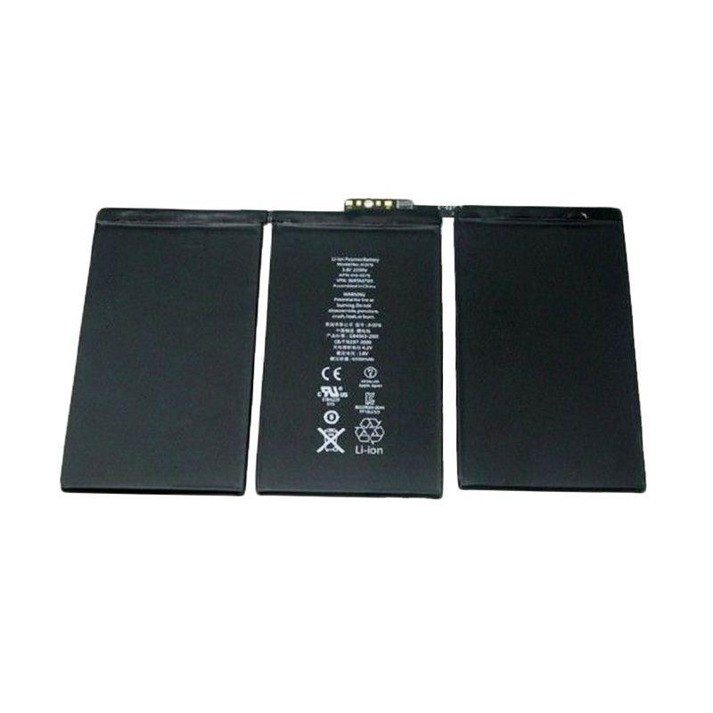 Apple Hitam Baterai for iPad 2
