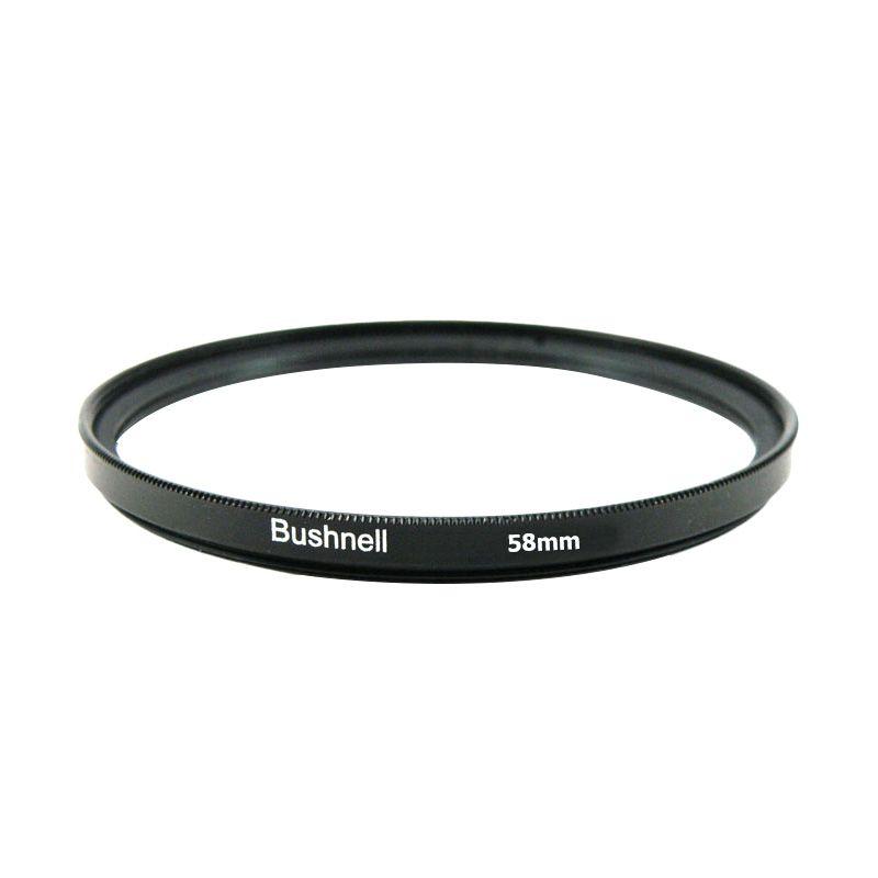 Bushnell UV 58mm Filter Lensa Kamera