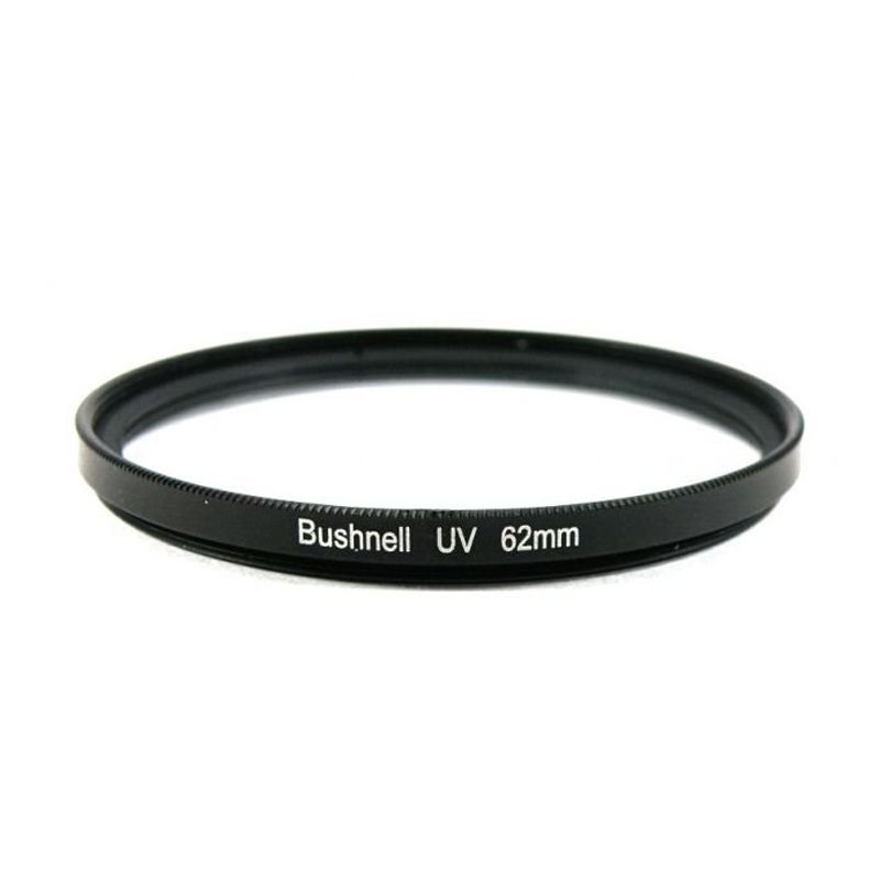 Bushnell UV 62mm Filter Lensa Kamera