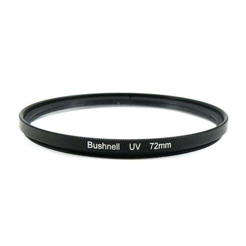 Bushnell UV 72mm Filter Lensa Kamera