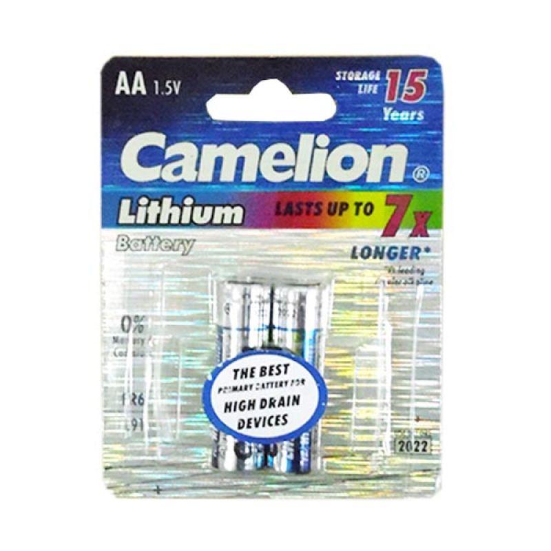 Camelion Lithium Battery FR6-BP2AA [1.5V/2 pcs]