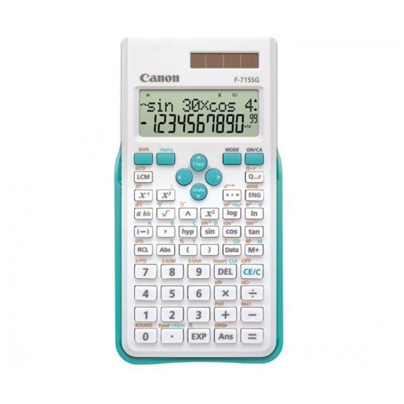 Canon Dot Matrix Scientific F 715 SG WHB Kalkulator Scientific