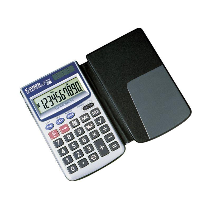 Canon Handled LS 153TS Kalkulator [10 Digit]