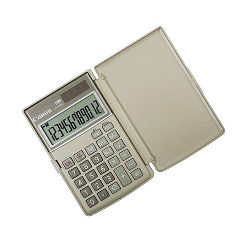 Canon Handled LS 154 TG Kalkulator [12 Digit]