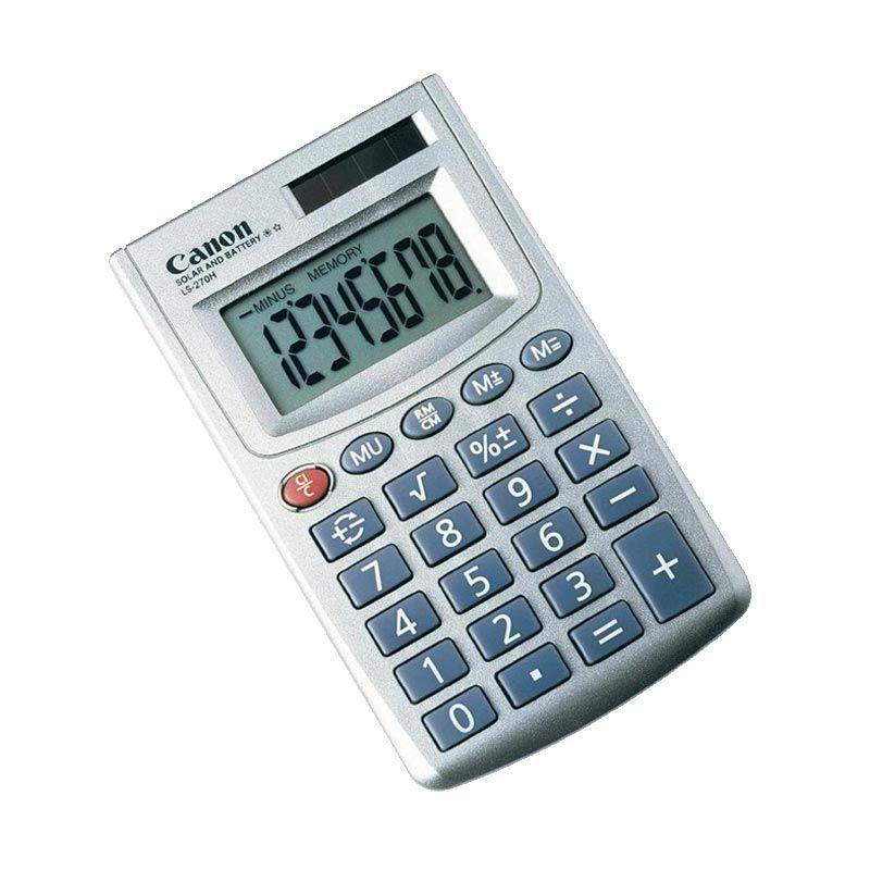 Canon Handheld LS 270 HW  Kalkulator [8 Digit]