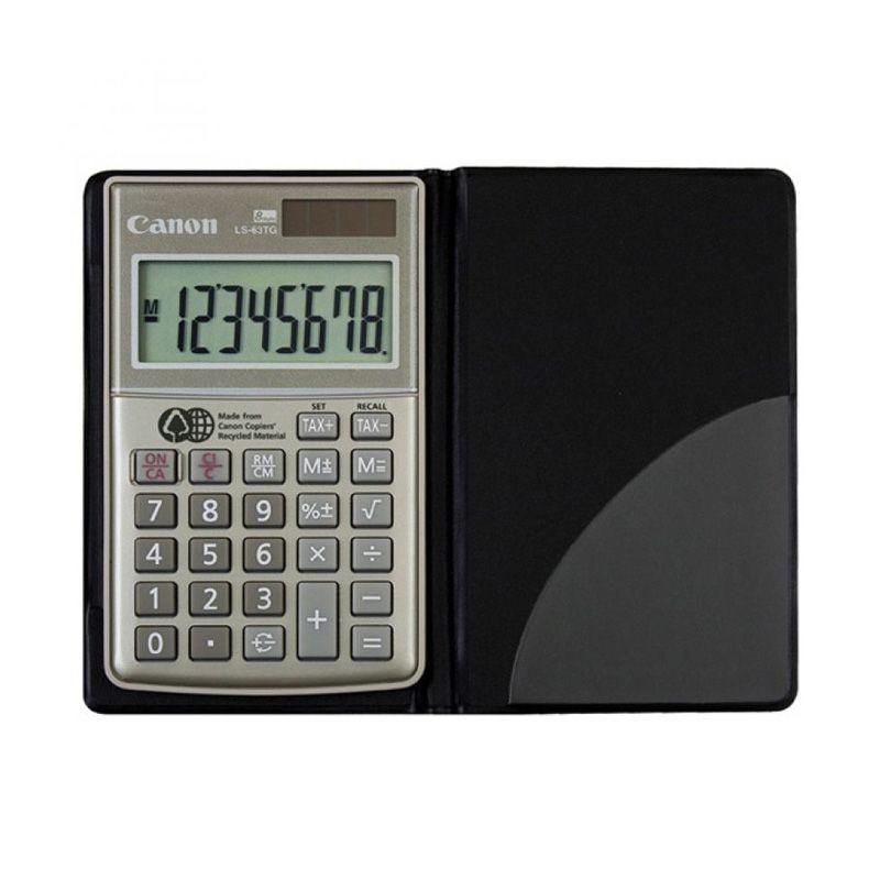 Canon Handled LS 63 TG Kalkulator [8 Digit]