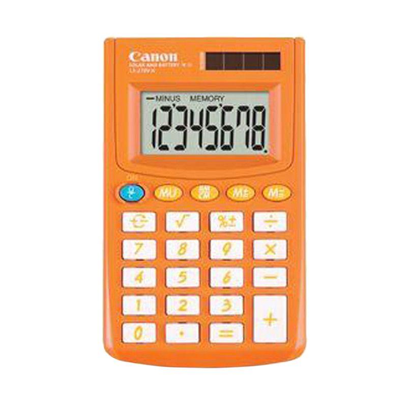 Canon LS 270V II Autumn Orange Kalkulator [8 Digit]