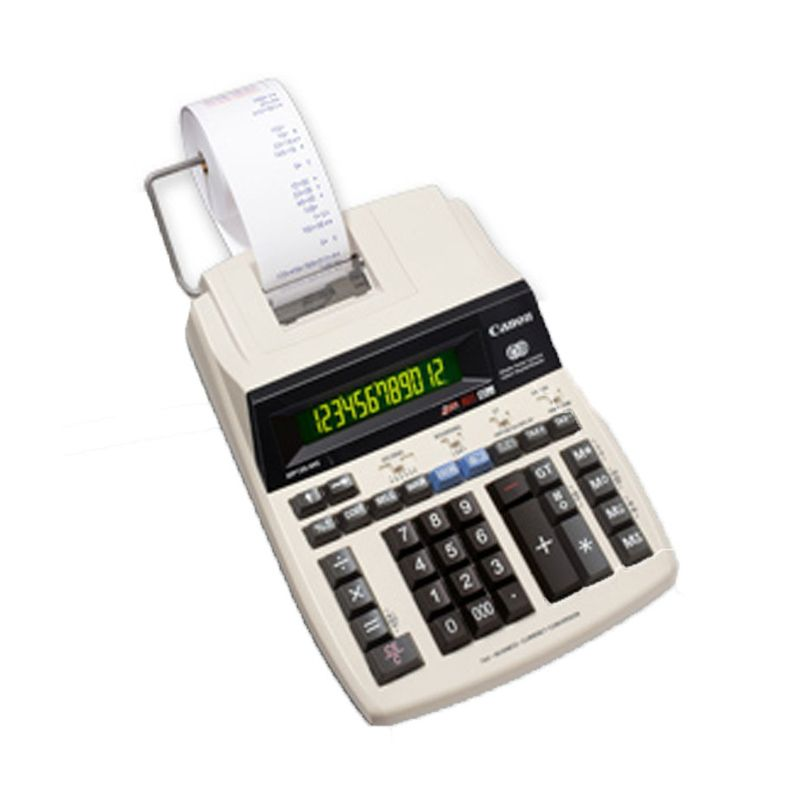 Canon Kalkulator Roller Printer MP120 MG (12 Digit)
