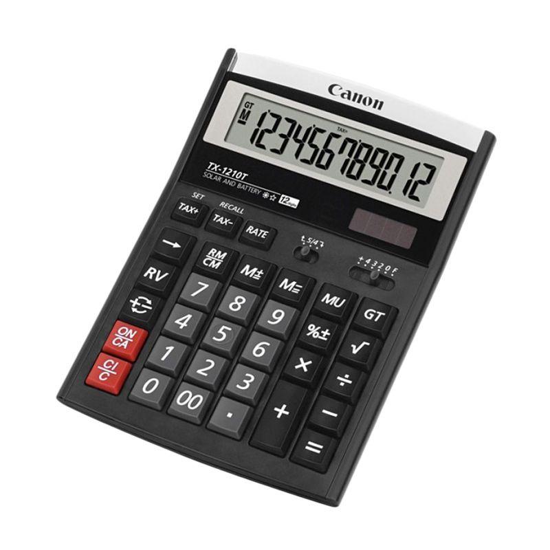 Canon TX 1210 T Kalkulator [12 Digit]