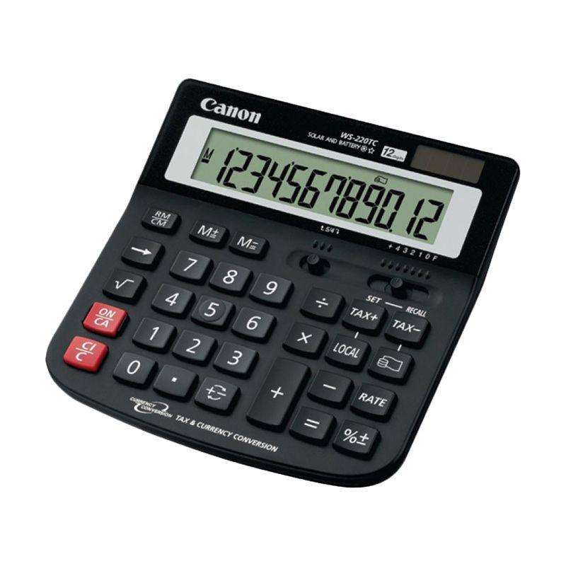 Canon WS 240TC Kalkulator [12 Digit]