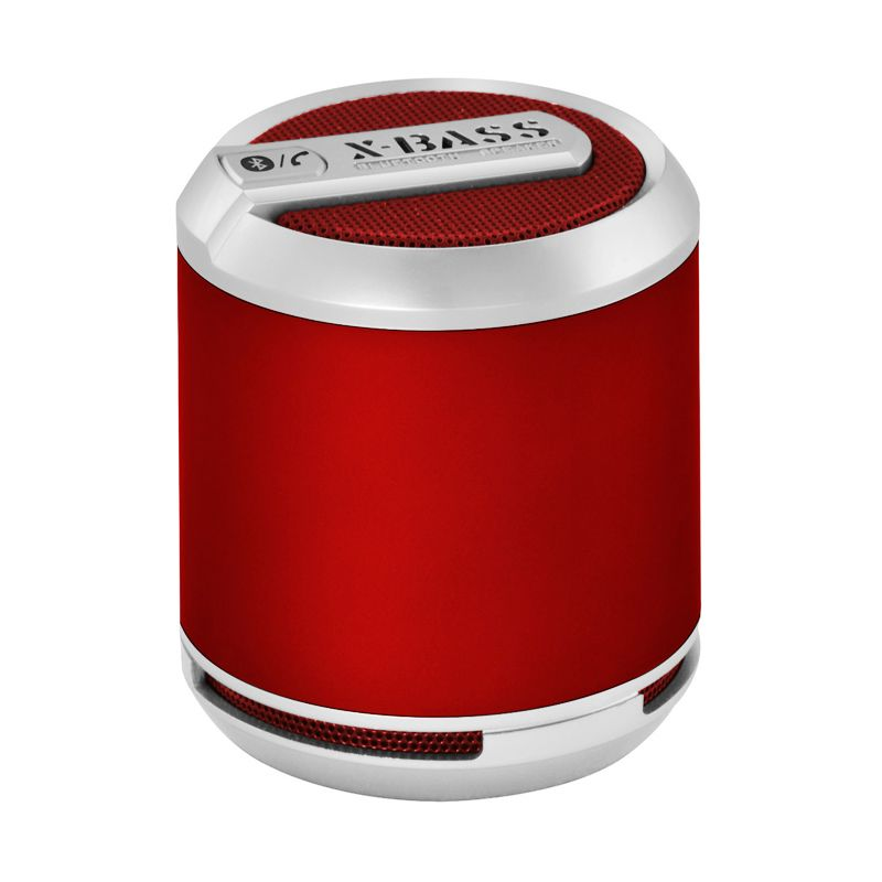 Divoom Bluetune Solo Merah Speaker Bluetooth