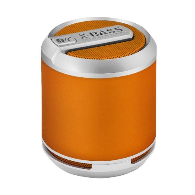 Divoom Bluetune Solo Orange Speaker Bluetooth