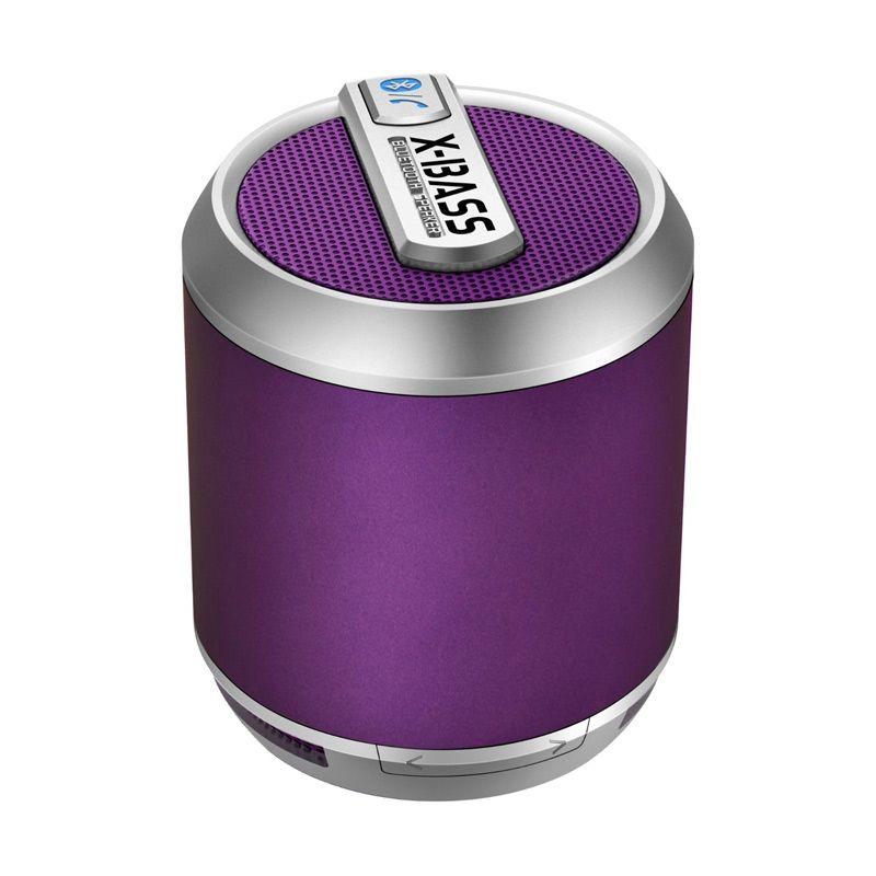 Divoom Bluetune Solo Ungu Speaker Bluetooth
