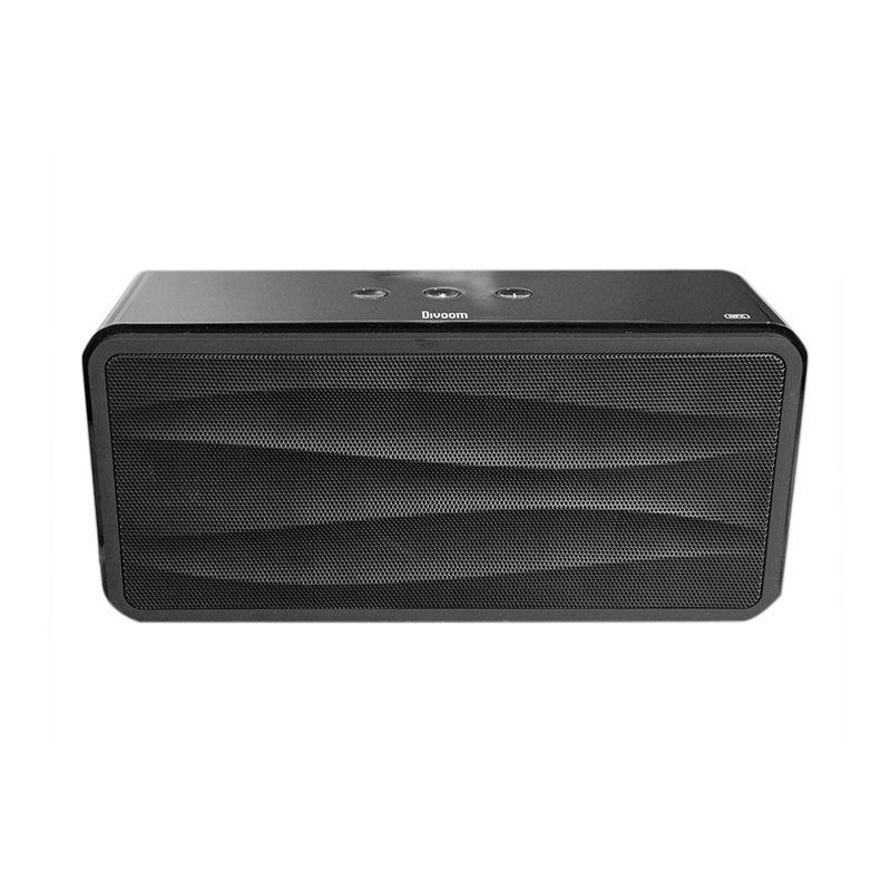 Divoom OnBeat 500 Hitam Wireless Speaker [NFC]