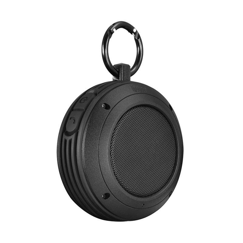 Divoom Voombox Black Black Speaker Bluetooth